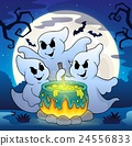 Ghosts stirring potion theme image 2 24556833