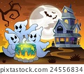 Ghosts stirring potion theme image 3 24556834