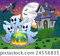 Ghosts stirring potion theme image 4 24556835