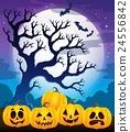 Halloween pumpkins theme image 2 24556842