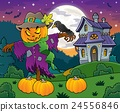 Halloween scarecrow theme image 4 24556846