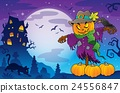 Halloween scarecrow theme image 5 24556847