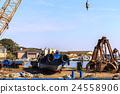 crane, cranes, crane truck 24558906