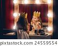 Cute little actress. 24559554