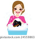 Professional Pet Groomer 24559863