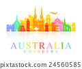 Australia Travel Landmarks. 24560585