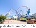 tokyo dome city, amusement, amusement park 24560737