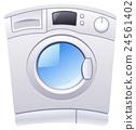 Washing machine 24561402