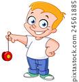 Yo yo kid 24561885