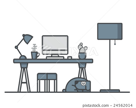 Vector Home Office 24562014