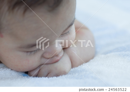 3 months old baby 24563522