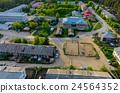 Tyumen clinical lunatic asylum and village. Russia 24564352