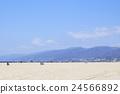 Santa Monica beach, beach, beaches 24566892