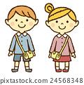 boy, purse, girl 24568348