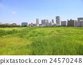 建築工地 空置土地 晴朗 24570248