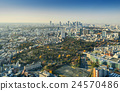 Skyline of Tokyo Cityscape, Japan 24570486