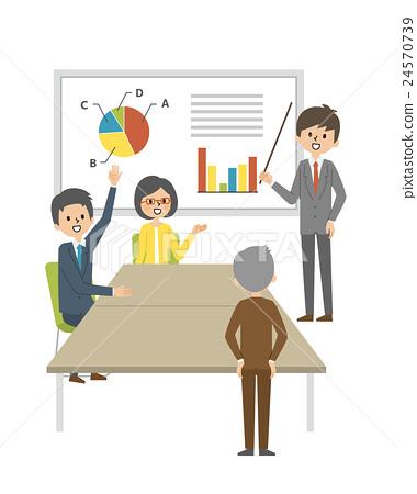 会议[简单人物系列] 24570739