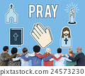 Pray Faith Prayer Praying Religion Spiritual God Concept 24573230