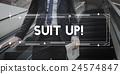Suit Clothing Dress Elegance Formal Luxury Dress Concept 24574847