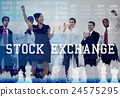 Stock Exchange Banking Finance Investment Concept 24575295