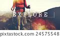 Adventure Explore Traveling Journey Destination Vacation Concept 24575548