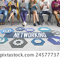 networking online technology 24577737