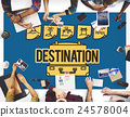 Travel Tour Trip Vacation Holiday Concept 24578004