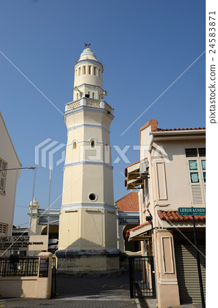 Acheh mosque in Penang 24583871