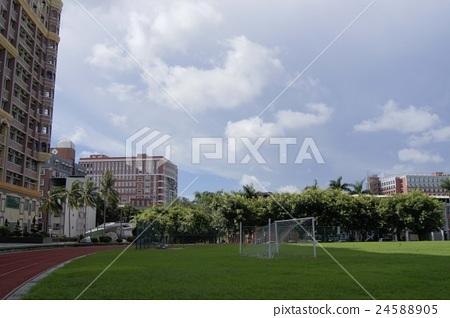 天空,建築,草地 24588905