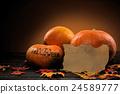 Happy Halloween pumpkins 24589777