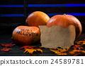 Happy Halloween pumpkins 24589781