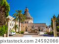 Basilica of the Annunciation in Nazareth 24592066