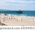 洛杉矶 海滩 海岸 24594953