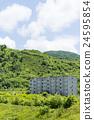 condo, condominium, landscape 24595854