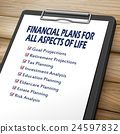 checklist for financial plans 24597832
