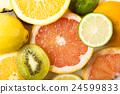 水果 桔子 照片 24599833