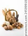 百吉餅 法棍麵包 麵包 24599910