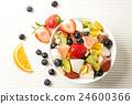 藍莓 水果 奇異果 24600366