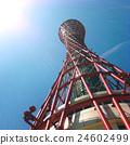 Osaka Kobe Landmark Port Tower Concept 24602499