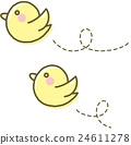 飛鳥(黃色) 24611278