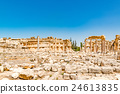 baalbek, world heritage, horizon 24613835