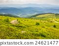 forest, mountain, village 24621477