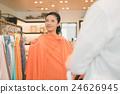 購物 服裝店 夫人 24626945