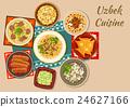 uzbek, cuisine, asian 24627166