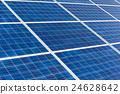 Solar panel close up 24628642