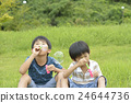 soap bubbles, soap bubble, younger 24644736