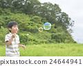 soap bubbles, soap bubble, younger 24644941