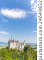新天鵝堡 城堡 德國 24649832