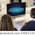 Astronomy Constellation Intergalactic Universe Concept 24661135