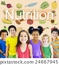 Nutrition Food Diet Healthy Life Concept 24667945